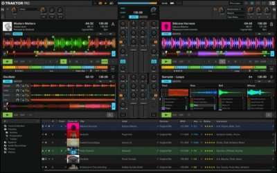 Native Instruments Traktor Pro 3